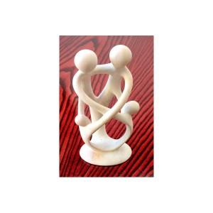 sculpture-famille-avec-2-enfants-16-cm-en-saponite