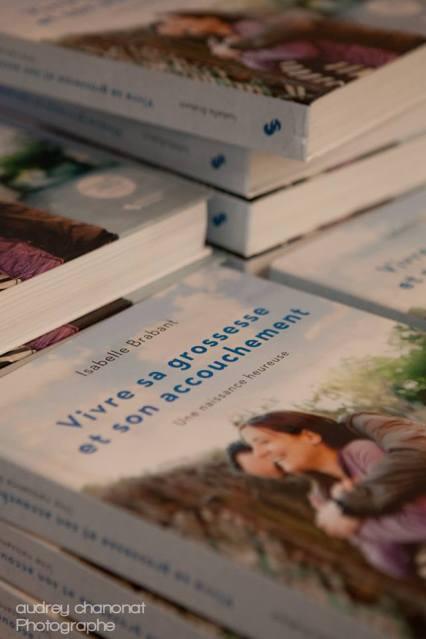 Isabelle Brabant - pile livres